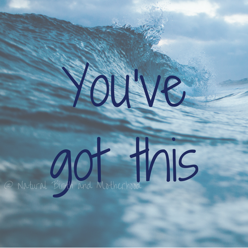you've got this mama